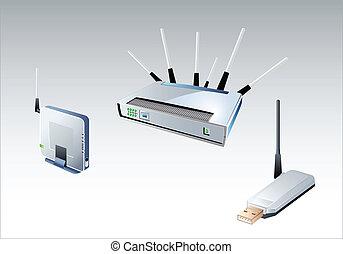 Wi-Fi-Geräte