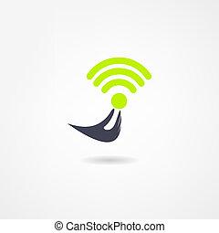 wi-fi, ikone
