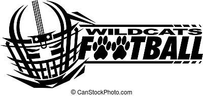 Wildcats Football.