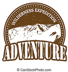 Wilderness-Expedition, Abenteuerstempel.
