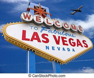 Willkommen in Las Vegas
