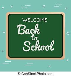 Willkommen zurück zur Schulnachricht.