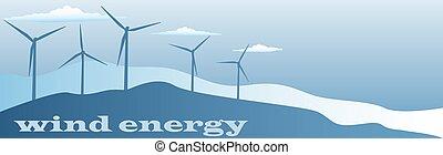 Windenergie.