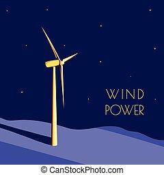 Windenergiegenerator
