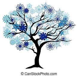 Winterbaum.
