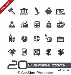Wirtschafts- und Finanzinstitute / Grundlagen