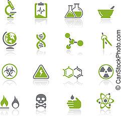 Wissenschaftliche Ikonen / Natura