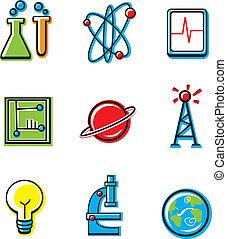 Wissenschaftliche Ikonen