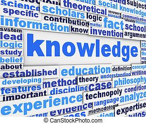 Wissensposter-Design