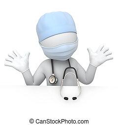Witziger Doktor