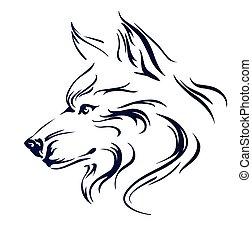 Wolfskopf.