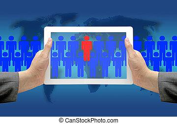 World Business Rekrutierung