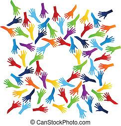 World Team Hands.
