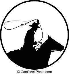 wrangler, cowboy