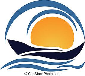 Yacht-Boot-Logo.