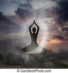 Yoga und Spiritualität