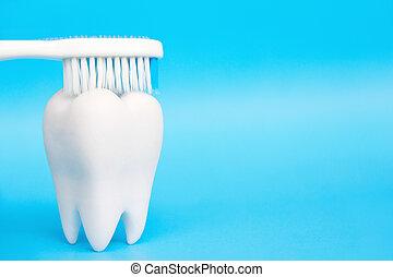 Zahnhygienekonzept.