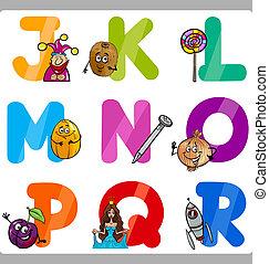 Zeichentrickfiguren für Kinder