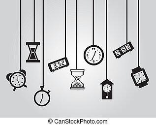 Zeit-Ikonen