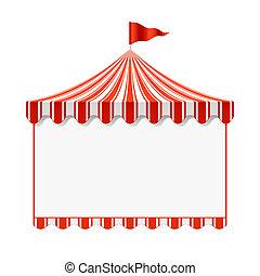 Zirkus Hintergrund