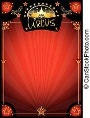 Zirkus-Red-Poster.