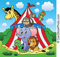 Zirkus-Thema-Film 1