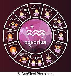 Zodiac Rad Set-11