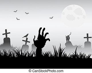 Zombie-Erwachung