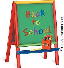 Zurück in die Schule, Kinderleicht