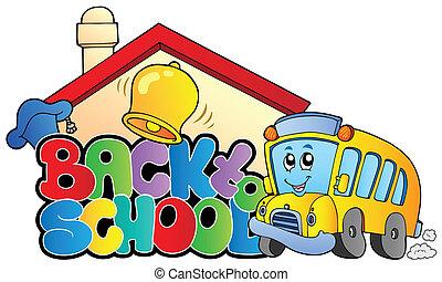 Zurück zum Schulthema 2