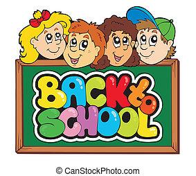 Zurück zum Schulthema 5